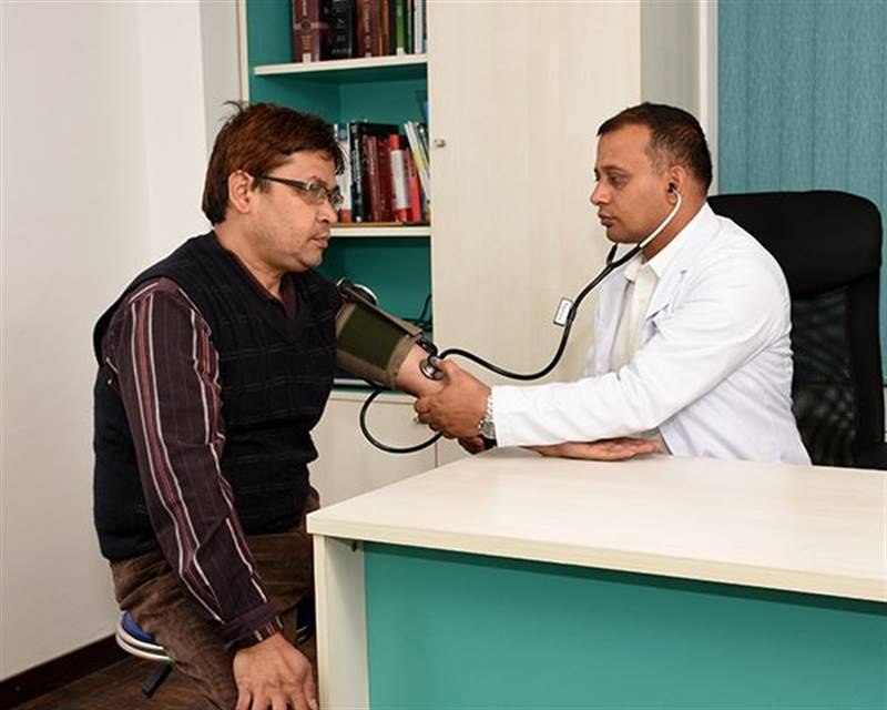 Health Check Up Package for Diabetics