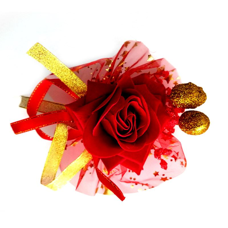 Traditional Red Rose Sirphool