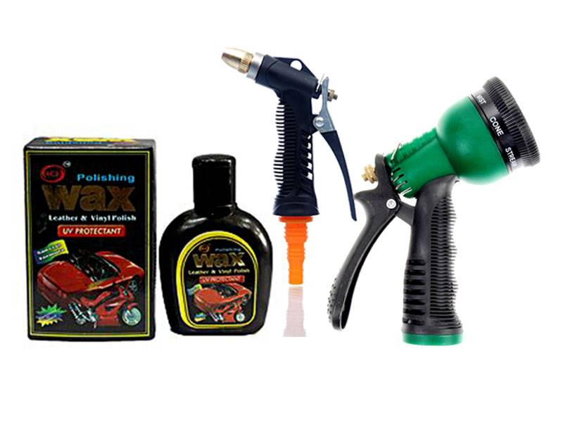 Car & Bike Wash Package
