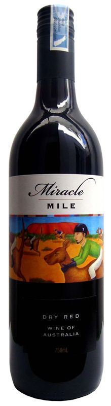 Miracle Mile Dry Red Wine (750ml)
