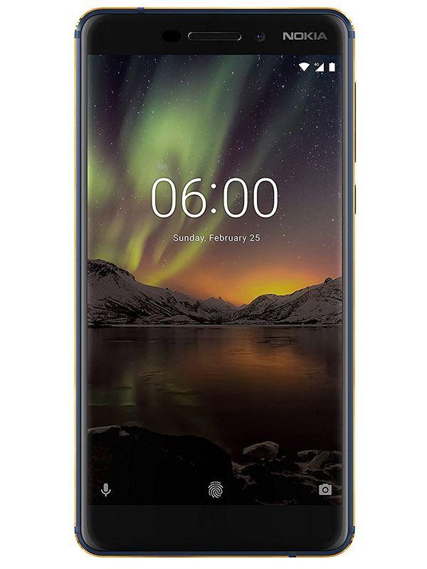 Nokia 6.1 (4GB RAM/64 ROM)