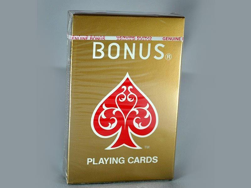 Cards Bonus