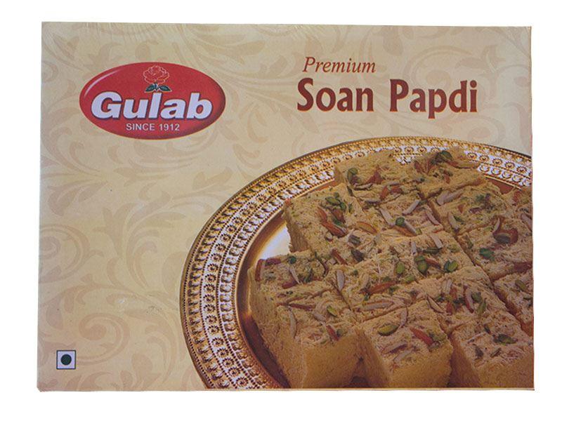 Soan Papdi (400g) from Gulab