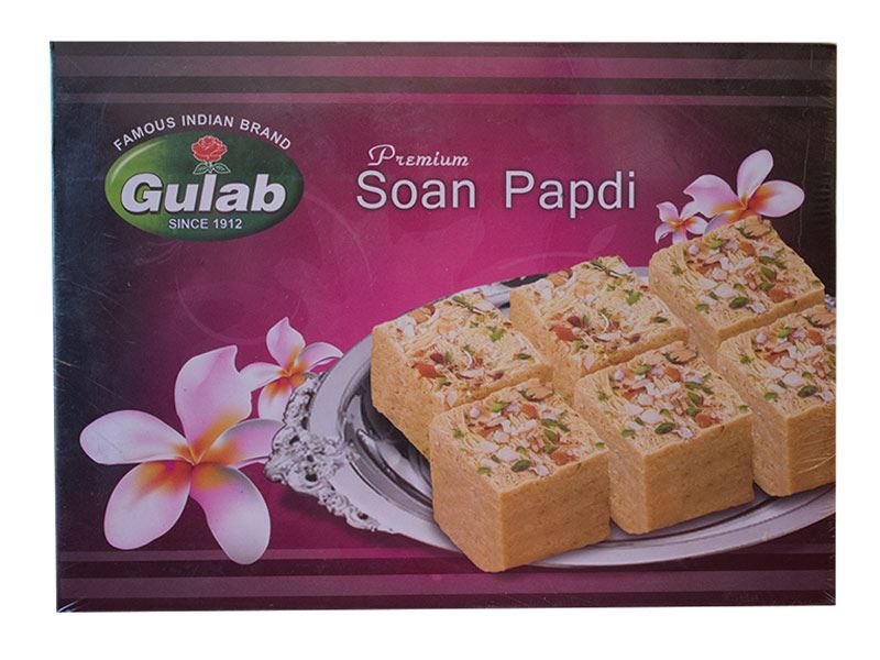 Soan Papdi (800g) from Gulab