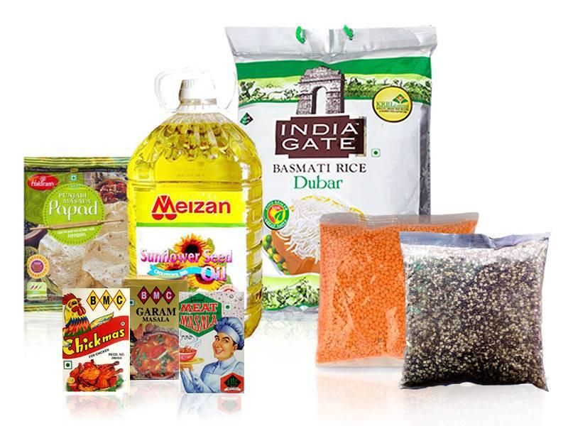 Groceries Package