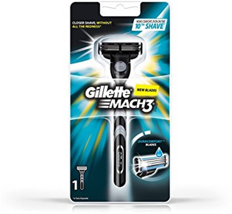 Gillette Mach 3 Men's Razor
