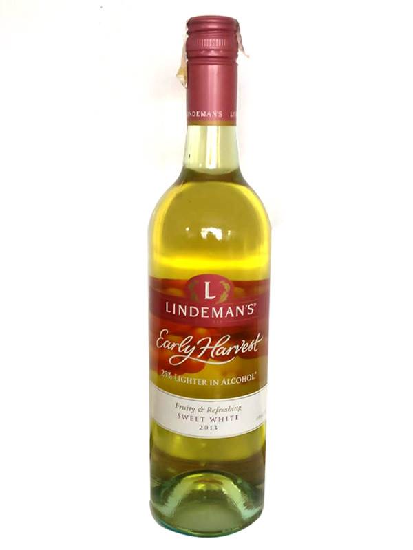 Lindemans Early Harvest Sweet White Wine (750ml)