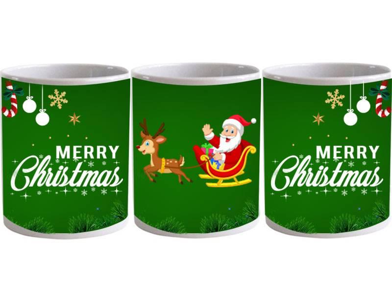 Merry Christmas Special Mug (Qty 1)