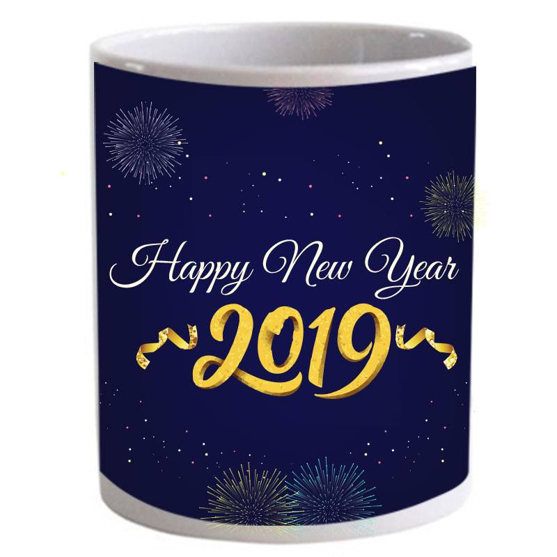 Happy New Year 2019 Special Mug