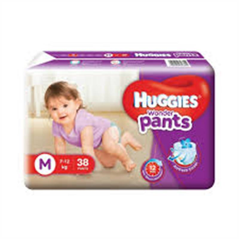 Huggies Wonder Pants M-38 (7-12 kg)
