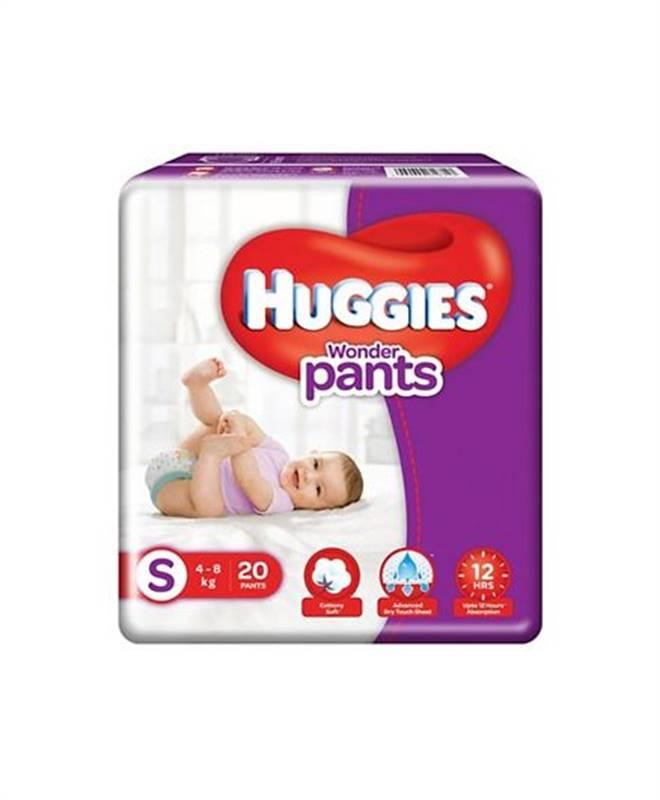 Huggies Wonder Pants S-20 (4-8 kg)