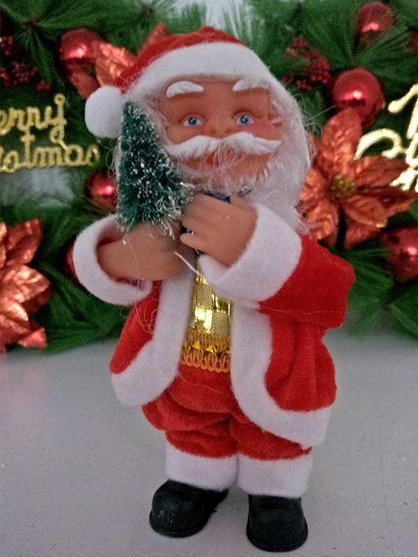 Musical Santa Claus (1)