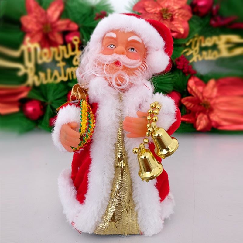 Musical Santa Claus (3)
