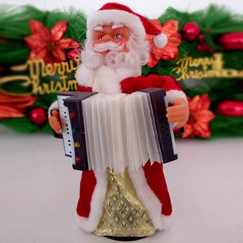 Musical Santa Claus (6)