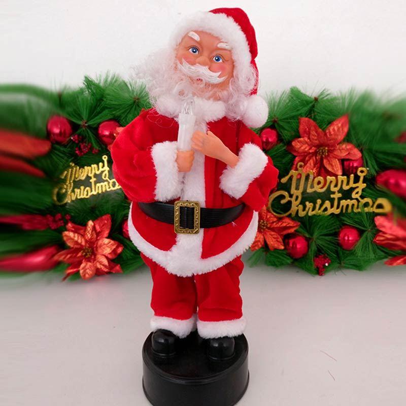 Musical Santa Claus (10)