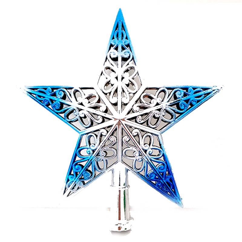 Christmas Tree Star Decor