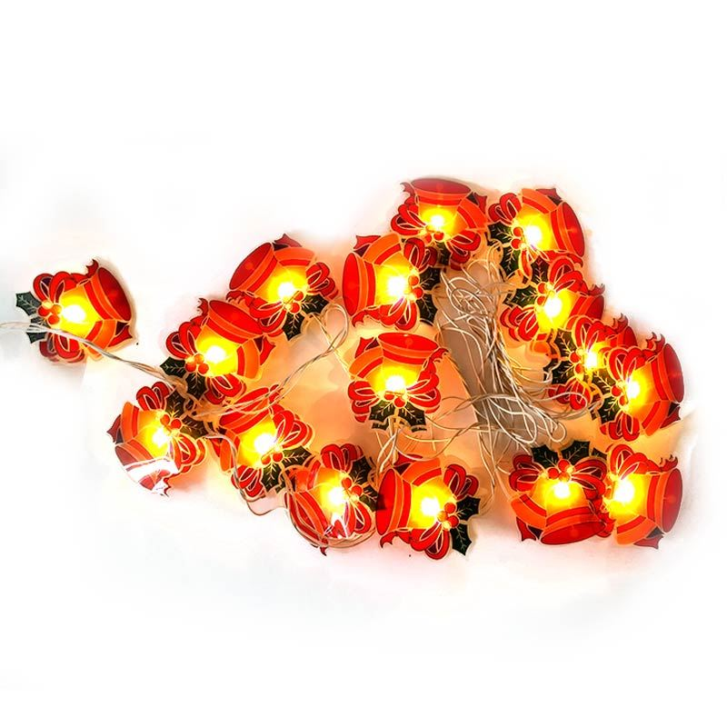 Christmas Jingle Bell Lights