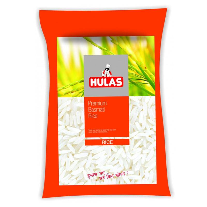 Hulas Premium Basmati Rice (5 Kg)