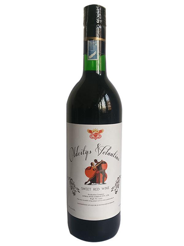 Oldeitys Velantino Sweet Red Wine (750ml)