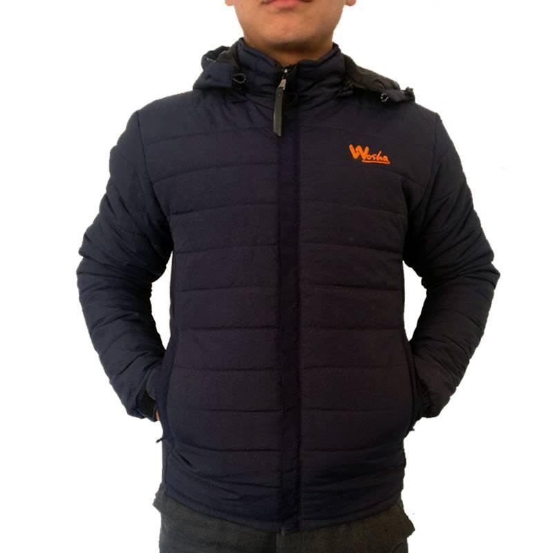 Wosha Mens Blue Jacket