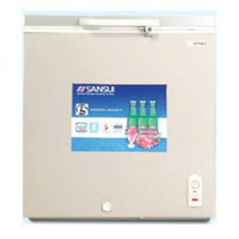 Sansui 200L Hard Top with Cool Pack (SS-CFA200CT-3W)