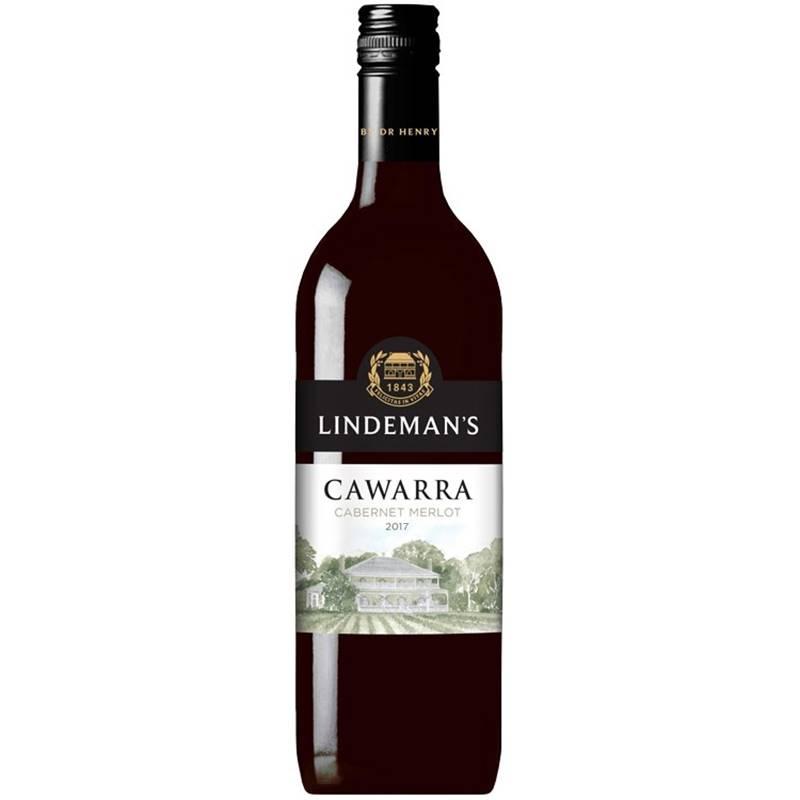 Lindemans Cawarra Shiraz Cabernet Red Wine (750ml)