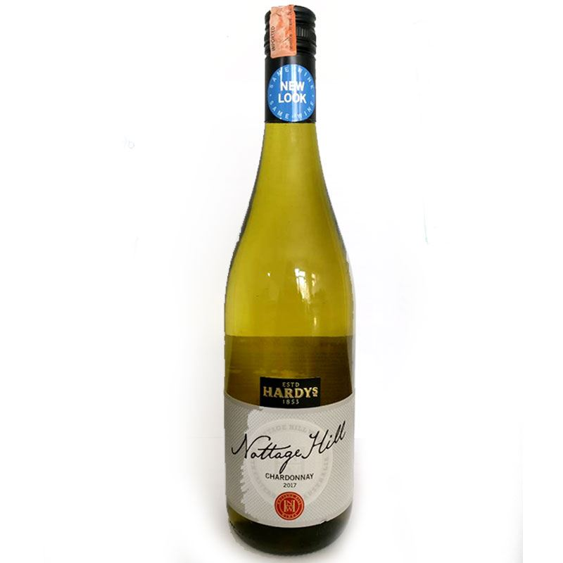 Hardys Nottage Hill Chardonnay White Wine (750ml)