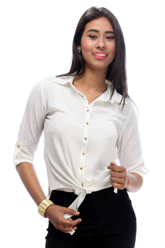 Bella Jones White Full Sleeve Shirt (SA030-S)