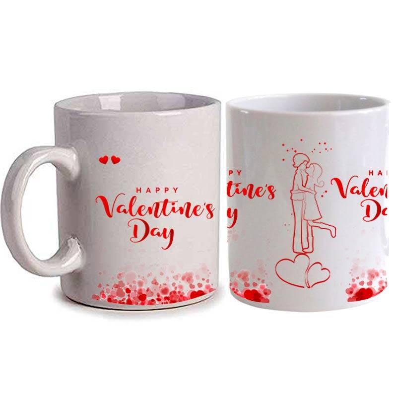 Happy Valentine's Day Special Mug (Qty 1)