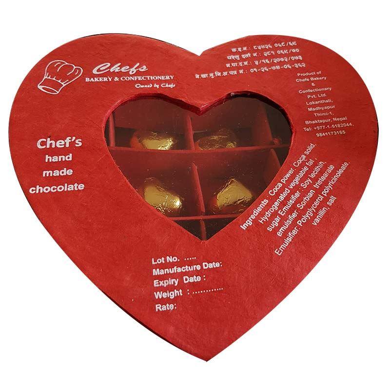 Chefs Handmade Chocolate (15 Pcs)