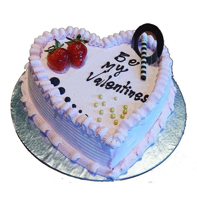 Be My Valentine Strawberry Cake (1 Kg) from Hyatt Regency