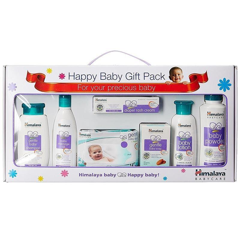 Himalaya Herbal Baby Care Gift Pack