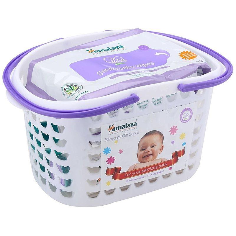 Himalayan Baby Gift Basket