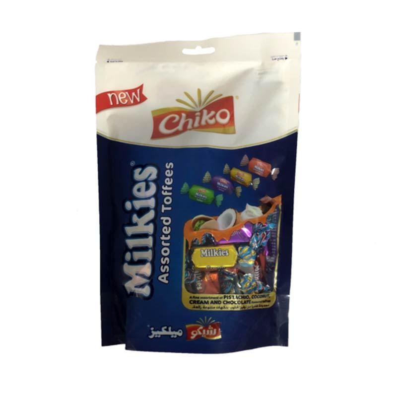 Chiko Milkies Assorted Toffees (350g)