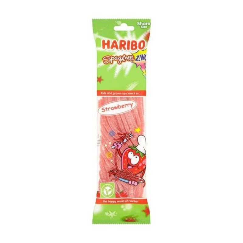 Haribo Spaghetti Zing (160g)