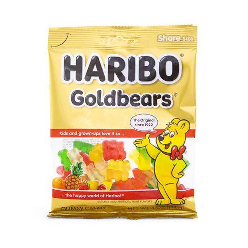 Haribo Goldbears Gummy Candy (140g)