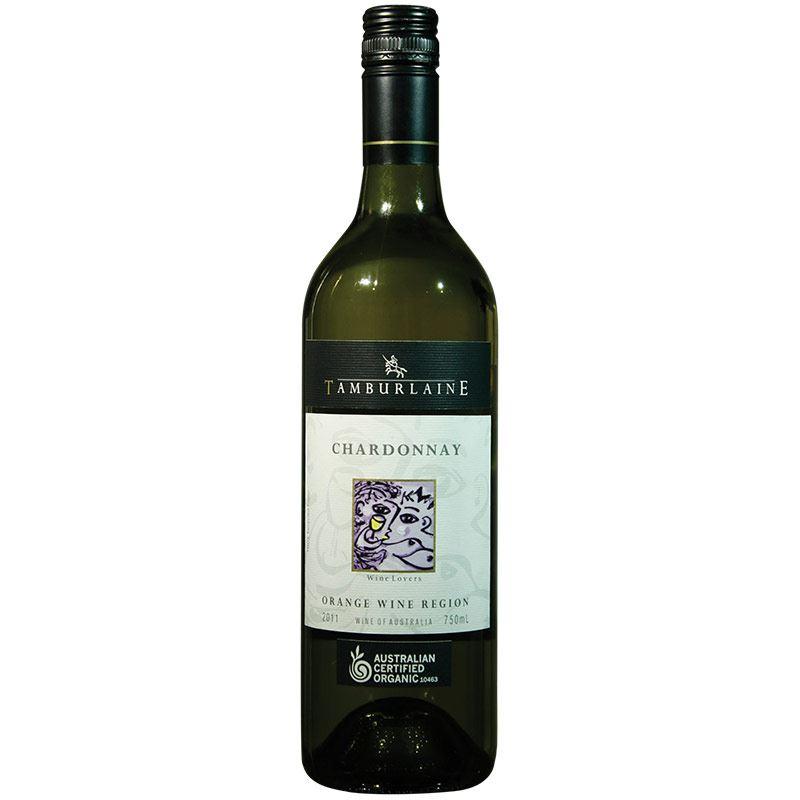Tamburlaine Chardonnay White Wine (750ml)