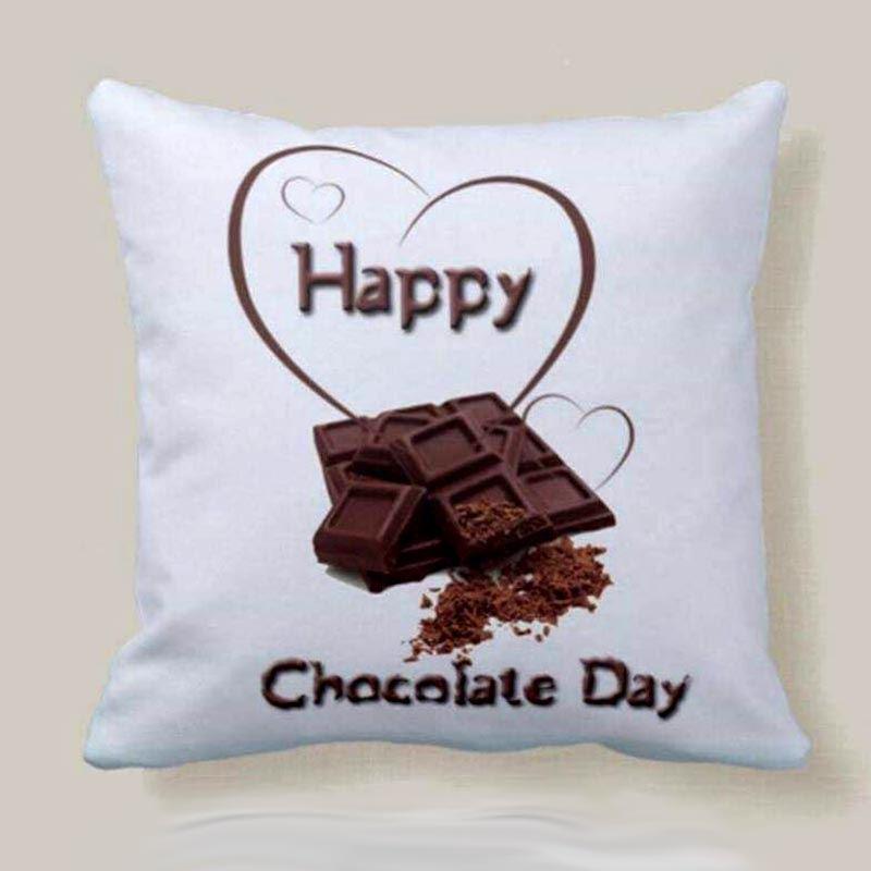 Chocolate Day Cushion