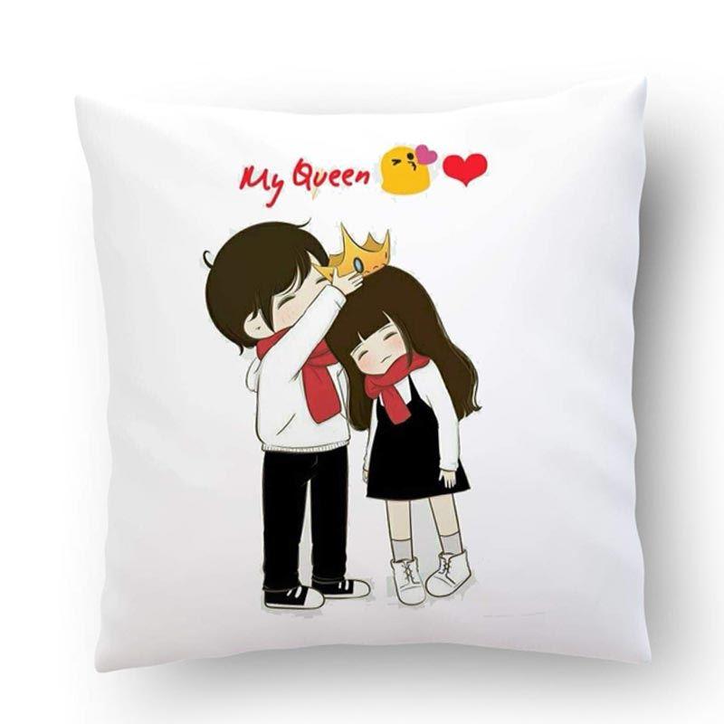 My Queen Cushion