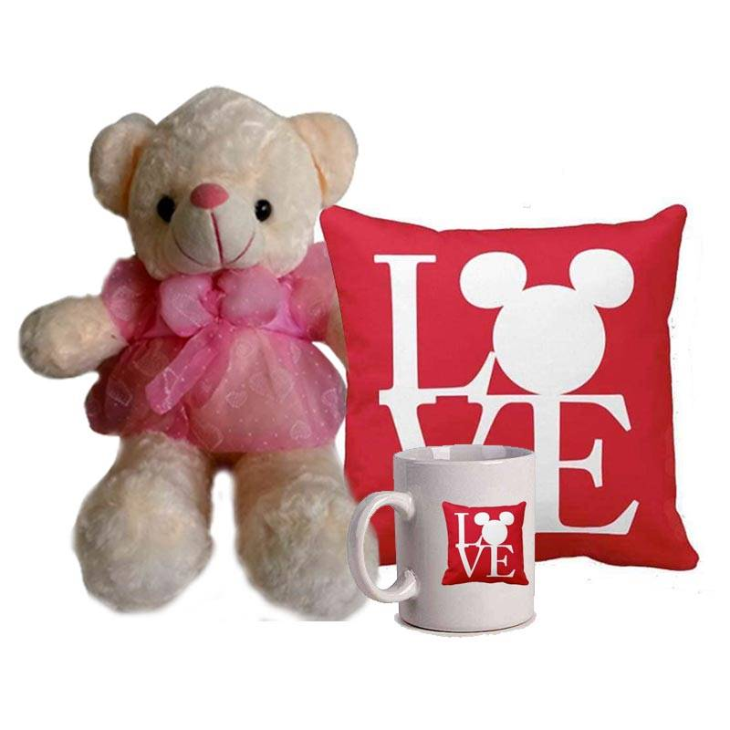 Teddy Day Special Package