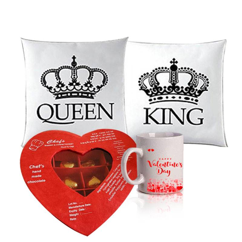 Valentines Day King & Queen Package