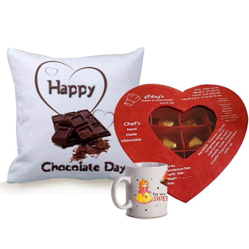 Chocolate Day Package
