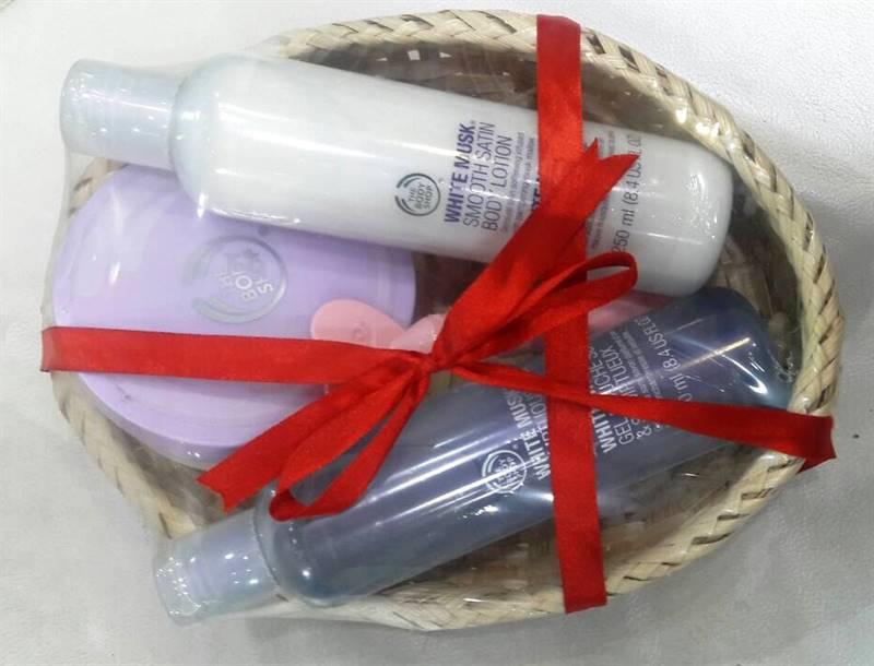 The Body Shop WhiteMusk Gift Hamper