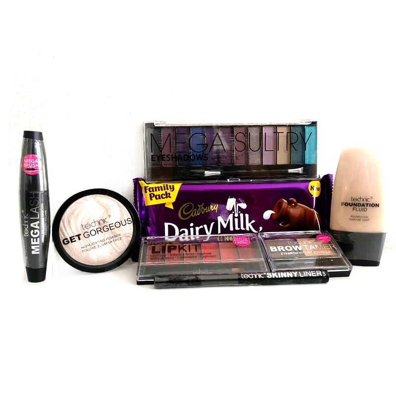 Valentines Technic Makeup Package 1