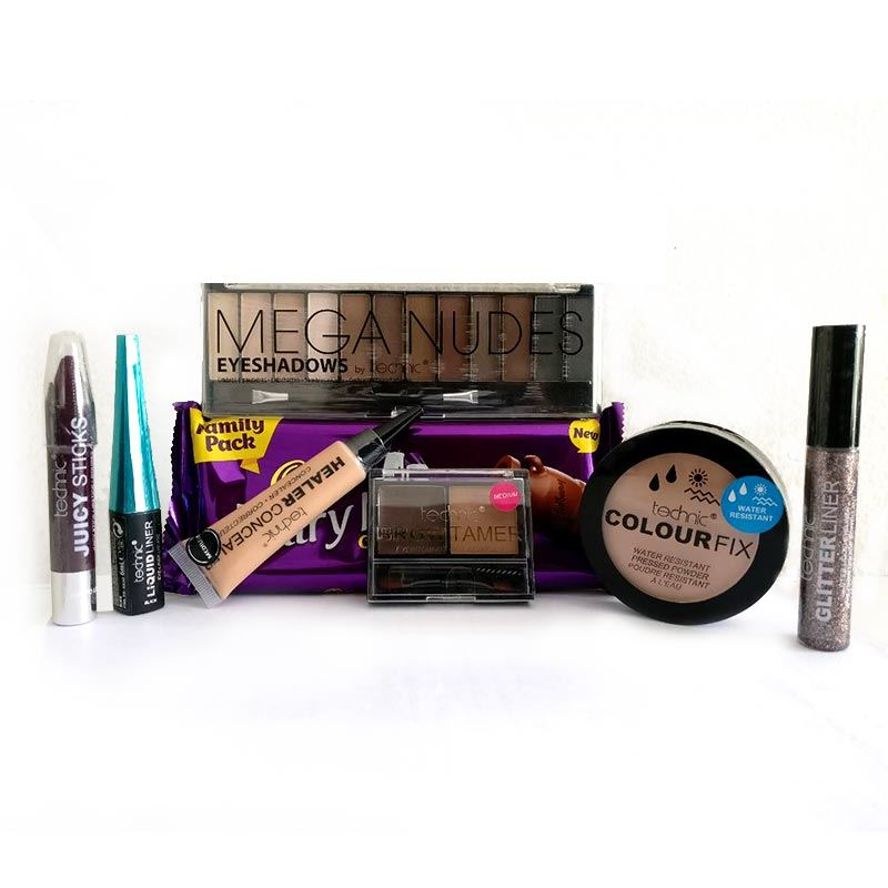 Valentines Technic Makeup Package 2