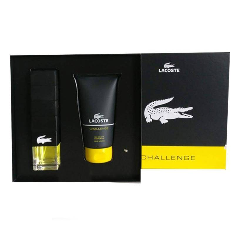 Lacoste Challenge Gift Set for Men