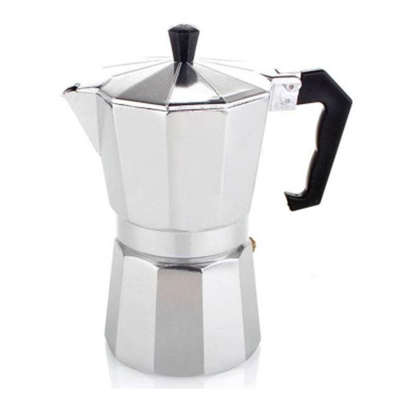 Coffee Moka Pot Aluminium