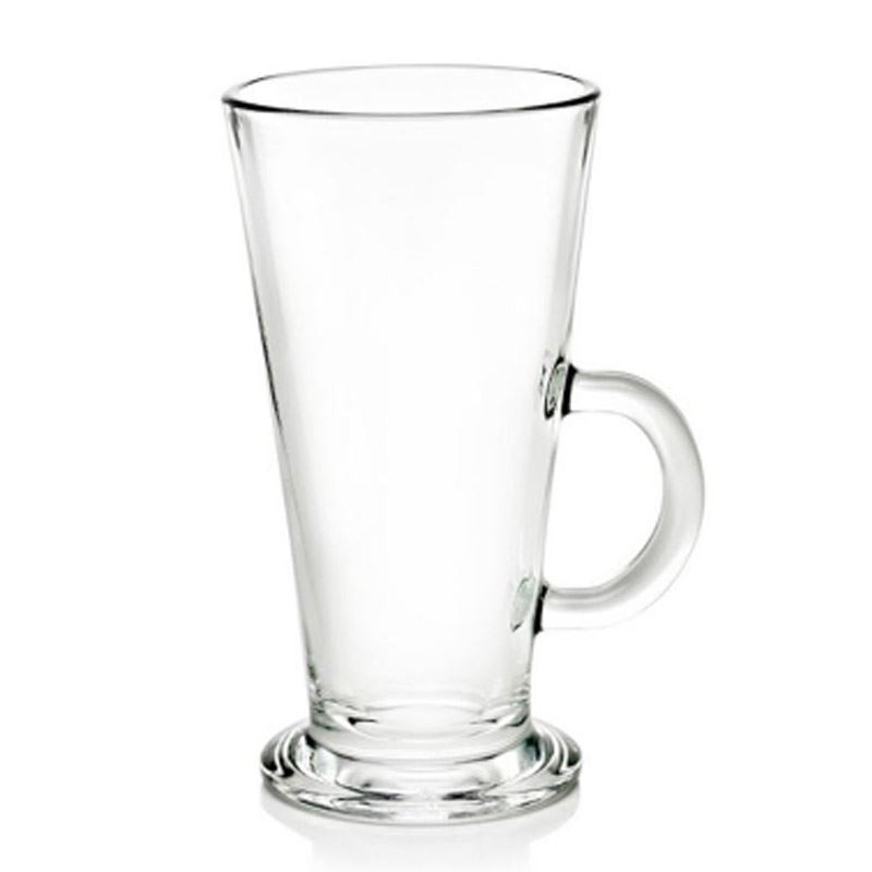 Tall Latte Glass Cup (Set of 6)