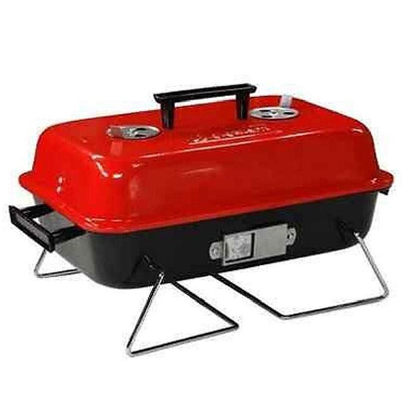 Portable Backyard BBQ