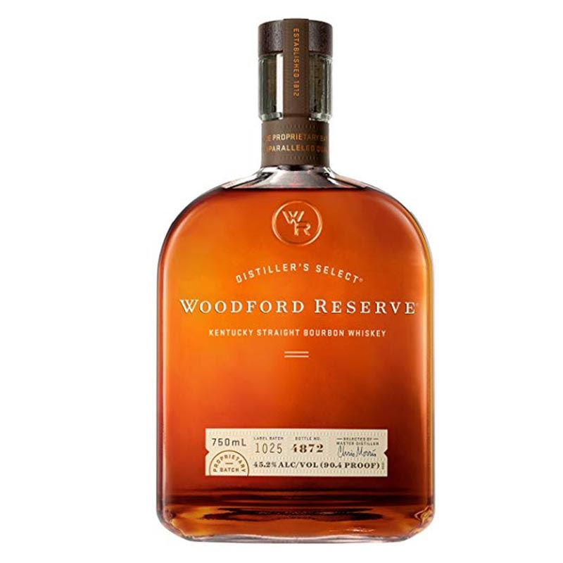 Woodford Reserve Bourbon Whisky (750ml)